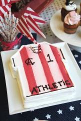 Tarta Camiseta del Athletic
