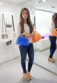 Natalia con los Candy Bags
