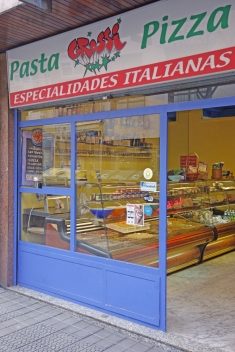 Pasta e Pizza Grossi en Manuel Allende, 12