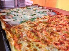 Pizza Grossi. Deliciosa y Margherita