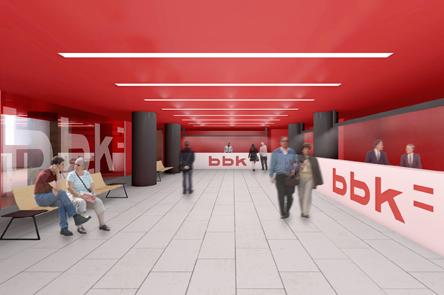 Bbk1 for Bbk oficina central bilbao