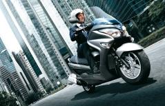 Nueva Suzuki Burgman 125/200
