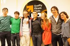 Inauguración de The Health Company en UP Bilbao