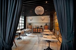 Restaurante Bermeo. Hotel Ercilla, Bilbao.
