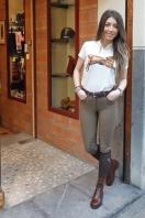 Bilcab (pantalón Euro-Star, botín modelo Capri, caiseta y chaleco Mountain Horse)