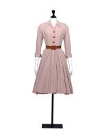 """""""Bonbon"""" Vestido de día de Christian Dior"""