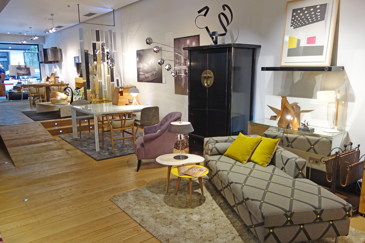 Descubre zaila un amplio showroom de dise o y decoraci n - Decoracion en bilbao ...