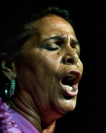 Exposición Flamencas con voz