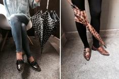 Negroni por la compra de cualquier calzado de temporada te regalan un paraguas a elegir.