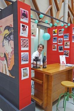 SUMO Sushi en el Patio de las Bodas, Bilbao.