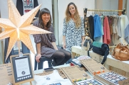Lina Lan Toon y Baiges Design en el Pop Up de Very Bilbao
