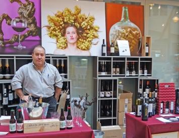 Vinoteca Belostikale en el Pop Up de Very Bilbao