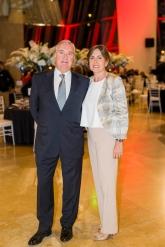 Álvaro Videgain y María Victoria Rodriguez