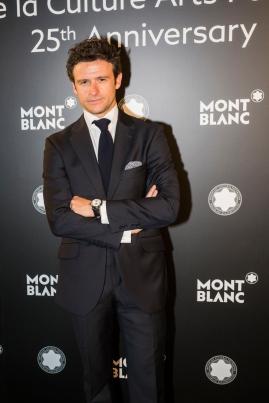 El actor Diego Martín