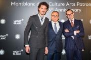 Juan Avellaneda, Francesc Carmona y José María López Galiacho de www.elaristocrata.com