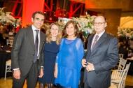 Juan Garaizar, Silvia Molinero, Rosa Sola y Lorenzo Mendieta