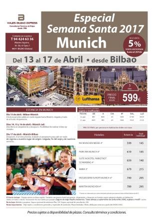 Viajes Bilbao Express. Especial Semana Santa